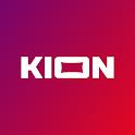 KION – фильмы, сериалы и тв программы icon