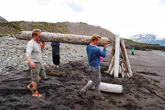 Photo: Þessir verða stólar