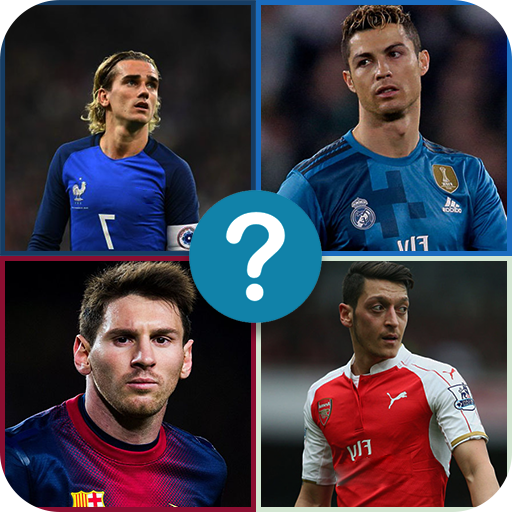 Football Soccer Quiz Guess The Player Apps On Google Play