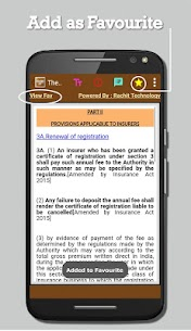 The Insurance Act 1938 App Download For Android 4
