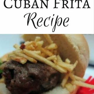 Cuban Frita