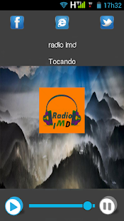 Rádio Imd- screenshot thumbnail