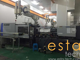 Sumitomo SE280HD-C1100 (2008) All Electric Plastic Injection Moulding Machine