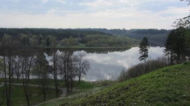 Photo: Nuo Birštono piliakalnio arba Vytauto kalno