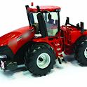 Обои Case IH Tractor icon