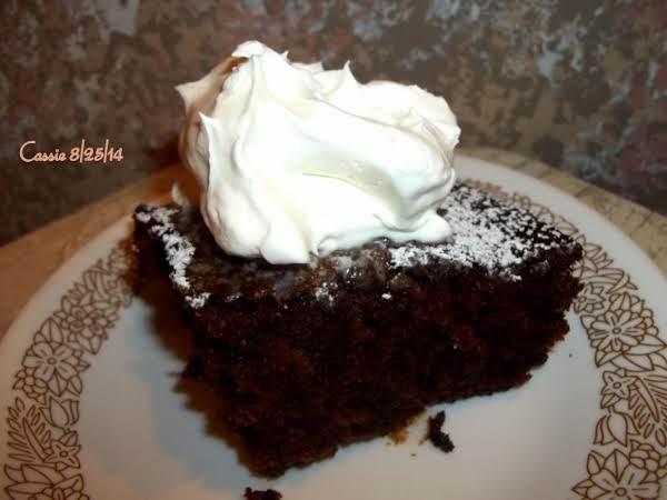 Moist Chocolate Cake In A Jiffy!