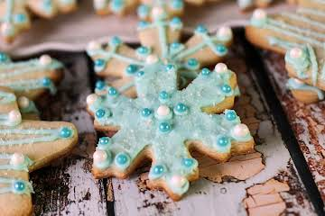 Christmas All Butter Sugar Cookies