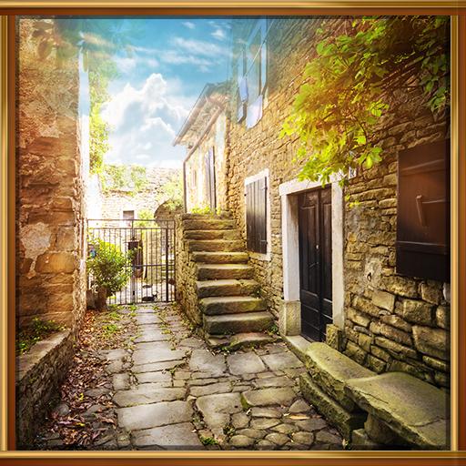 Escape Puzzle: Medieval Town (game)