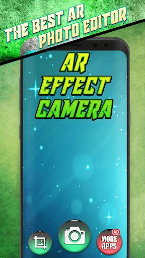 AR Effect Camera screenshot 1