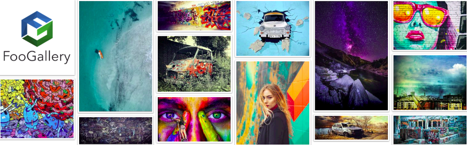FooGallery Image Gallery – Responsive Photo Gallery