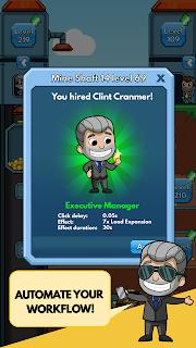 Idle Miner Tycoon screenshot 03