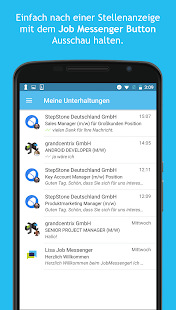 Job Messenger- screenshot thumbnail