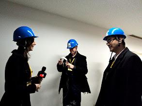 Photo: Day 2- at Haneda ANA Maintenance Center
