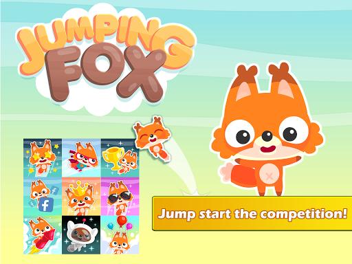 Jumping Fox: Climb That Tree