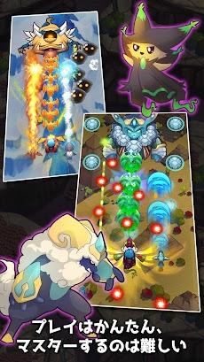 SKY CHAMP【かわいいモンスターたちを味方にするシューティングゲーム】のおすすめ画像2