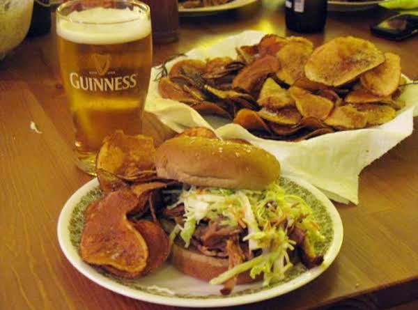 Smitty's Nj Barbecue Pork Sandwich