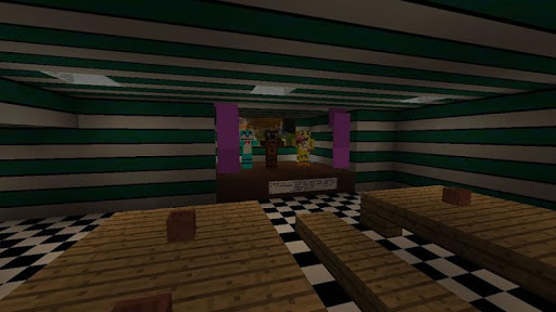 Five Nights Minecraft Wallpp