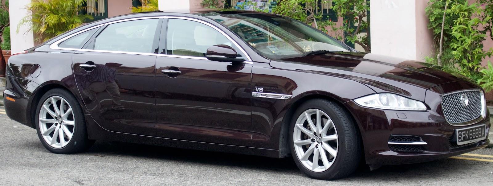 Photo of Jaguar XJ: 69% 5-year depreciation rate
