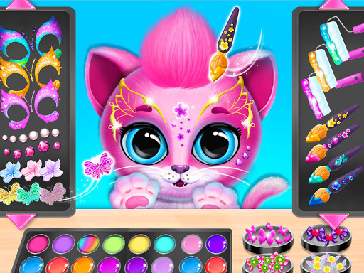 Kiki & Fifi Pet Beauty Salon - Haircut & Makeup apkpoly screenshots 10