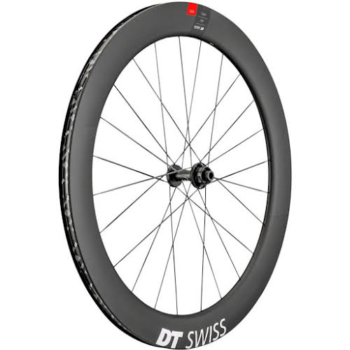 DT Swiss ARC1100 DiCut Front Wheel - 62mm, 700c, 12x100mm, Centerlock