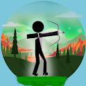 The arrow and archer - okcureis icon