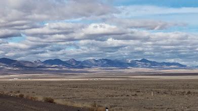 Photo: Utah cloud shadows