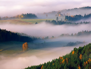 Photo: Ceske Svycarsko, Czech Republic  The next two months will be busy. The autumn is perhaps my most favorite season, I get out so much more often than in the summer or spring. Can't wait!