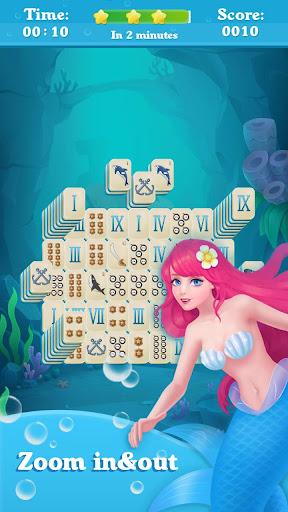 Mahjong Solitaire Mermaid 1.0.28 screenshots 8
