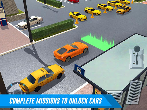 Shopping Mall Car & Truck Parking  screenshots 10