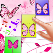 Piano Magic Tiles Butterfly