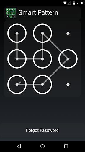 アプリロックスマートパターン