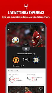 App Manchester United Official App APK for Windows Phone