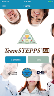TeamSTEPPS® Pocket Guide- screenshot thumbnail