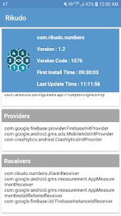 App Package Manager, App Details APK for Windows Phone
