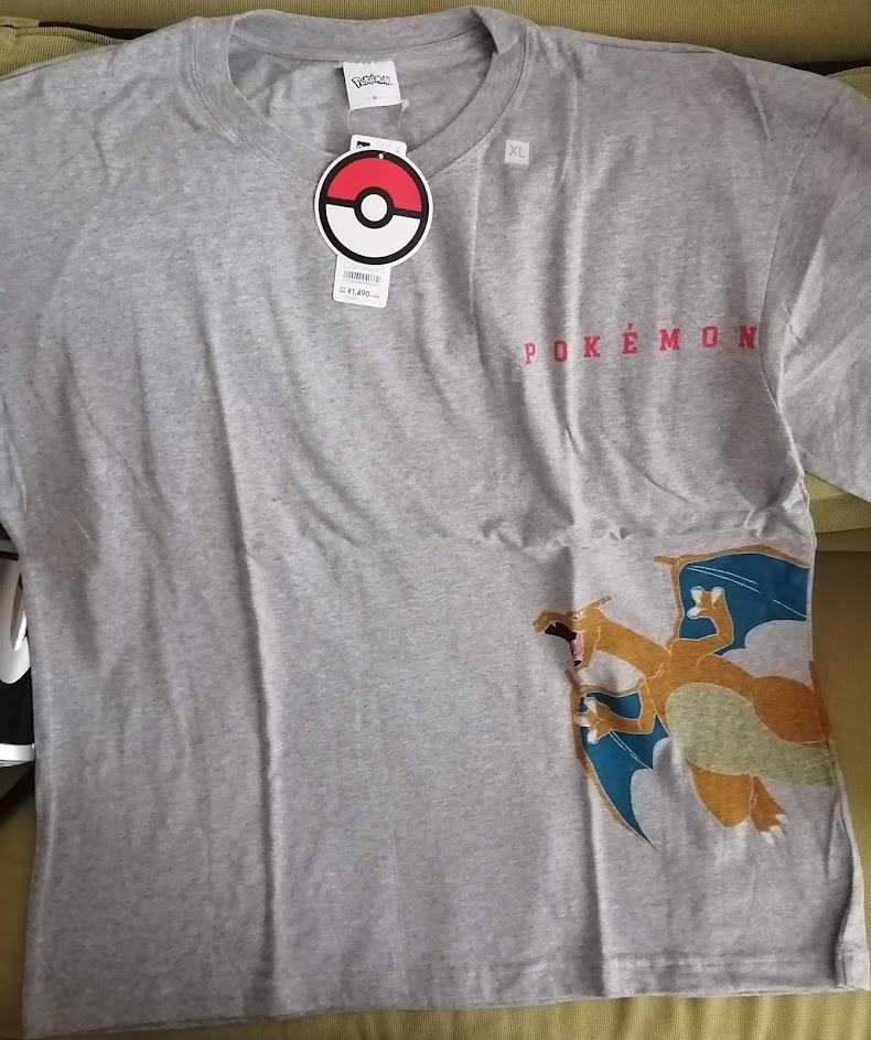 リザードンTシャツ