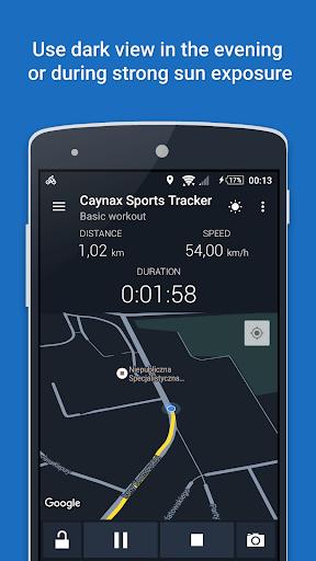 Caynax GPS Sports Tracker v1.10 [Pro]