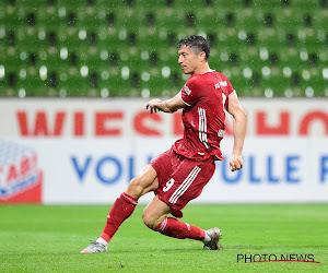 Robert Lewandowski en progrès, mais bel et bien forfait pour le PSG