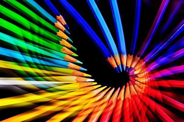 Spirale di colori di davide_giovanni_volpi
