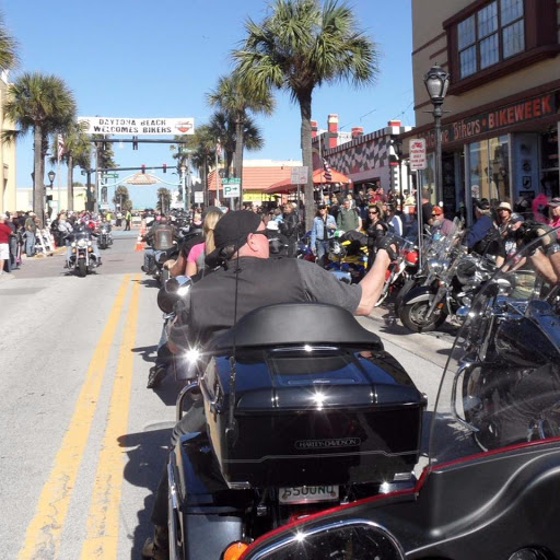 La bike week Daytona