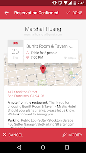 OpenTable: Restaurants Near Me- screenshot thumbnail