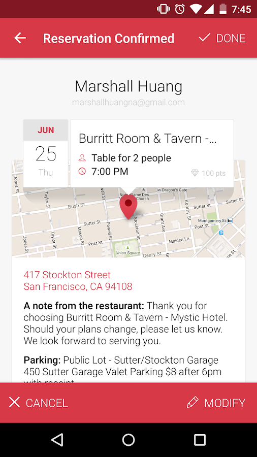 OpenTable: Restaurants Near Me- screenshot