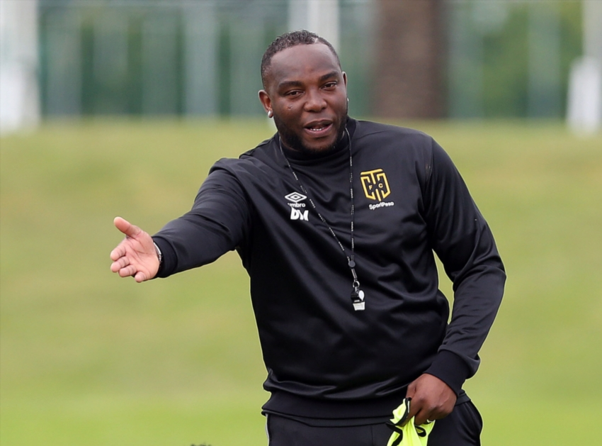 Benni McCarthy and Rob Moore put feelers out for coaching jobs at Porto' Rio Ave