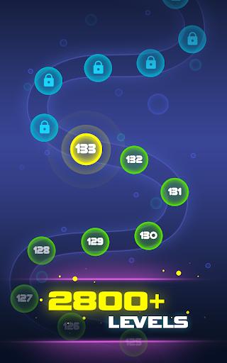Sci-Fi Bubble Breaker 2.0.1 gameplay | by HackJr.Pw 6