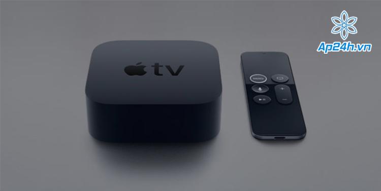 Apple TV ra mắt tính năng Siri