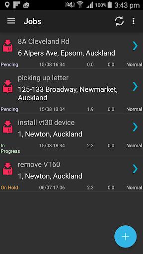 TrackIt 2.9.12 screenshots 3