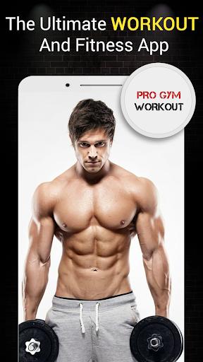 Pro Gym Workout (Gym Workouts & Fitness) 5.4 Screenshots 1