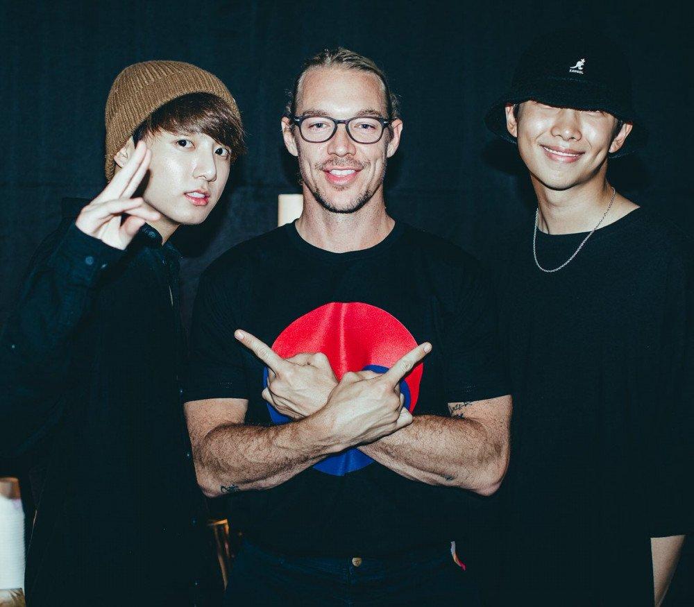 "Diplo solicită o prestație solo pentru BTS la ""Grammy 2020""?"