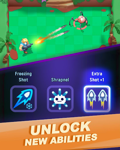 Monster Shooter World android2mod screenshots 7