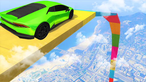 Car Stunt Games Mega Ramp Car Games Racing Driving 1.50 screenshots 1