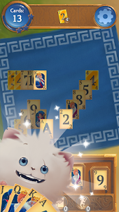 Solitaire Adventures Card Game- screenshot thumbnail